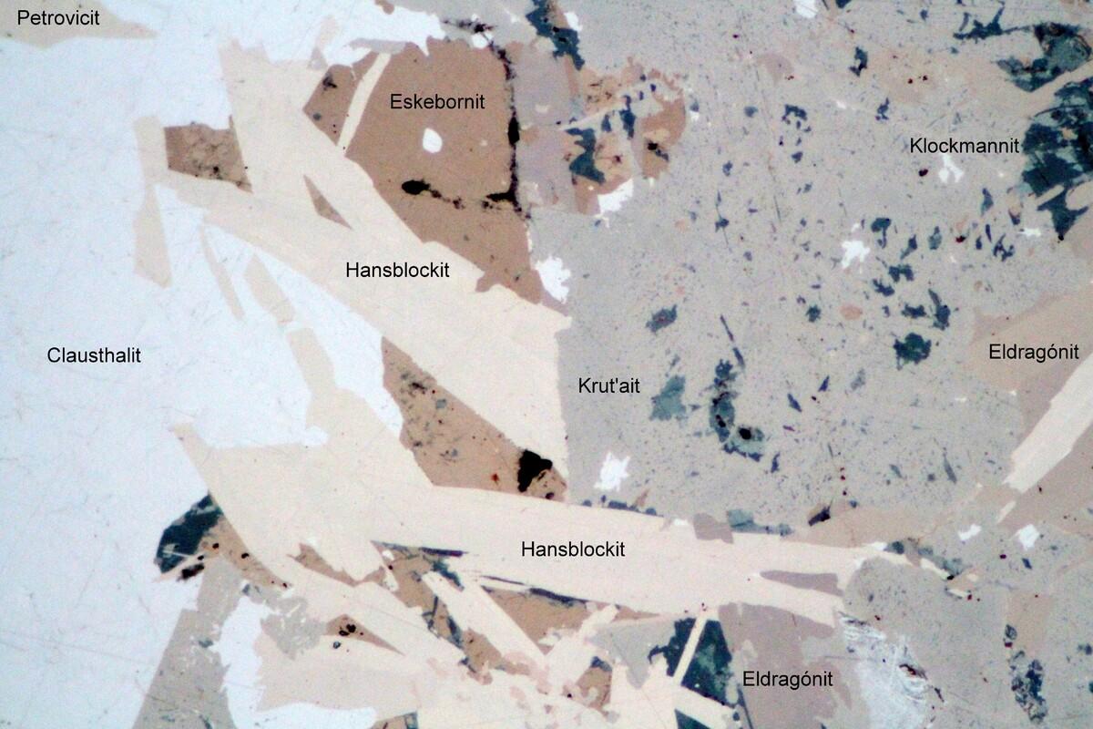 mineralienatlas lexikon - eskebornite (english version)